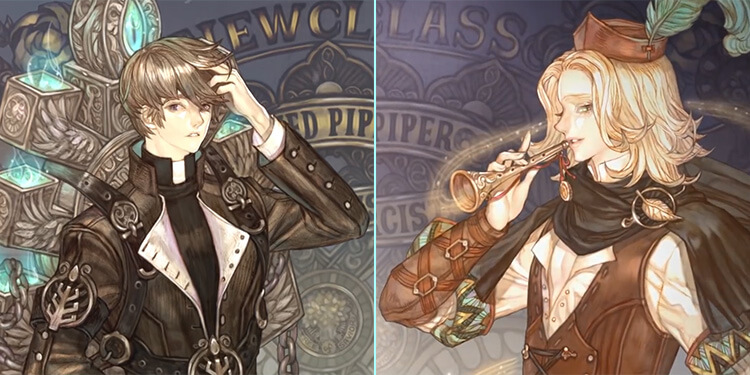 Tree of Savior revealed Exorcist & Pied Piper 2