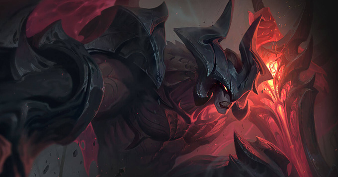 League of Legends: Aatrox is now available