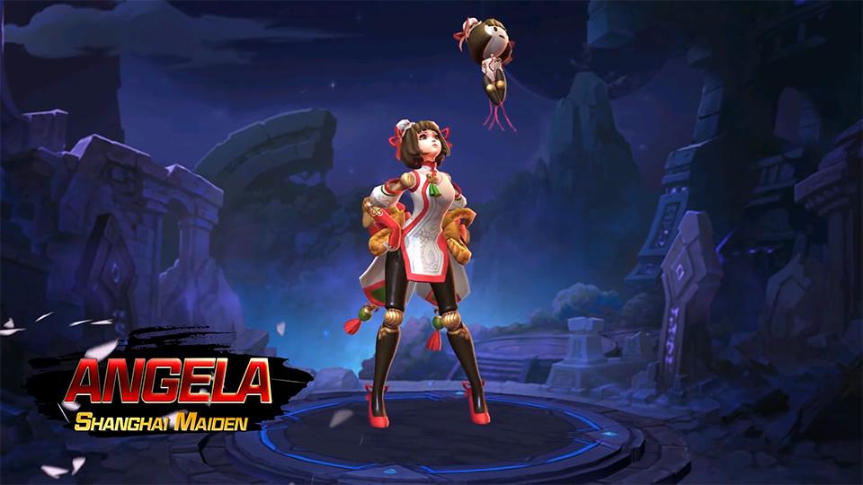 Angela Shanghai Maiden - Screenshot 1