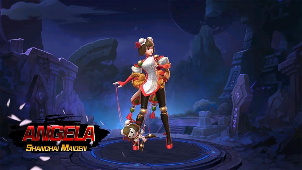 Angela Shanghai Maiden - Screenshot 2