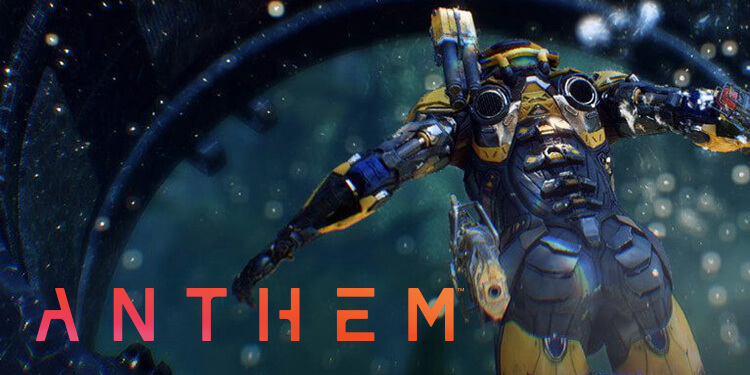 Anthem Official Cinematic Trailer 2