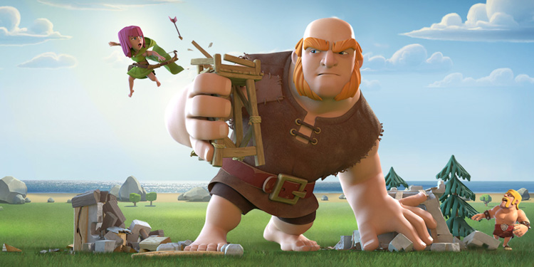 Clash of Clans June Update Balance Changes 1