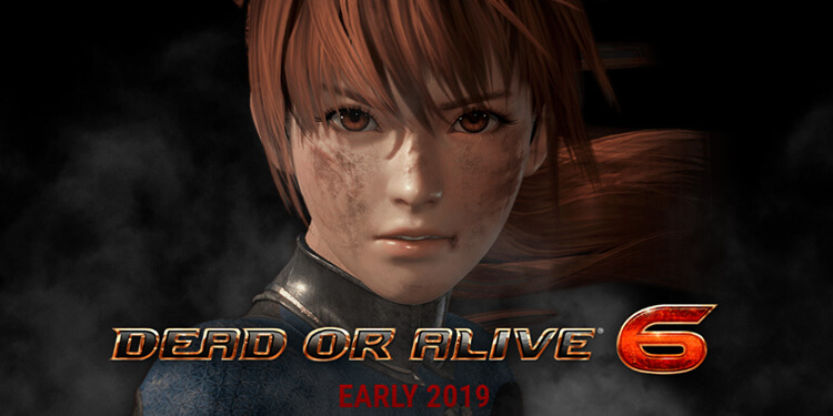 Dead or Alive 6 Announced 2