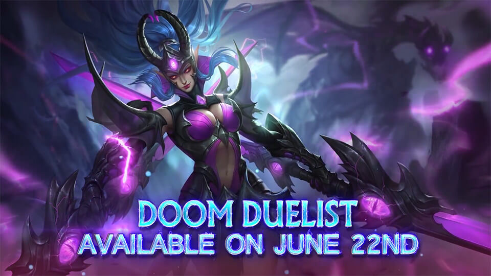 Karina Doom Duelist - Screenshot 8