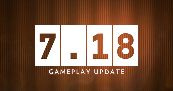 Dota 7.18 Patch Notes 4