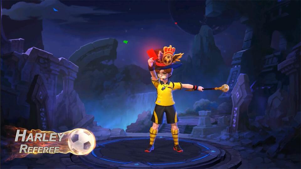 Harley Referee - Screenshot 1