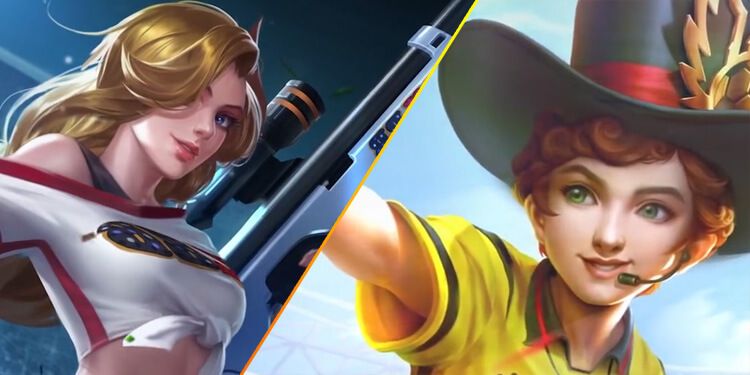 Lesley Cheergunner coming to Mobile Legends 1