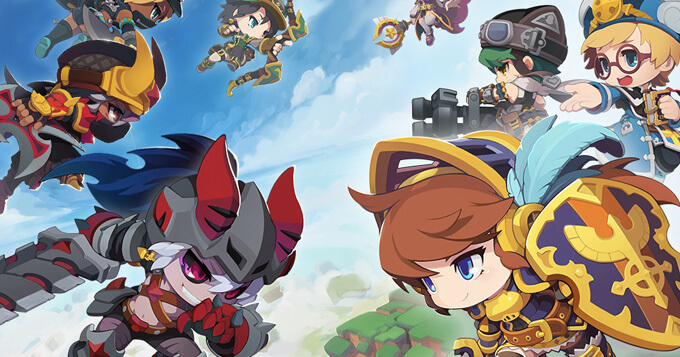 MapleStory 2 Closed Beta 2 arrives on July 18th 8