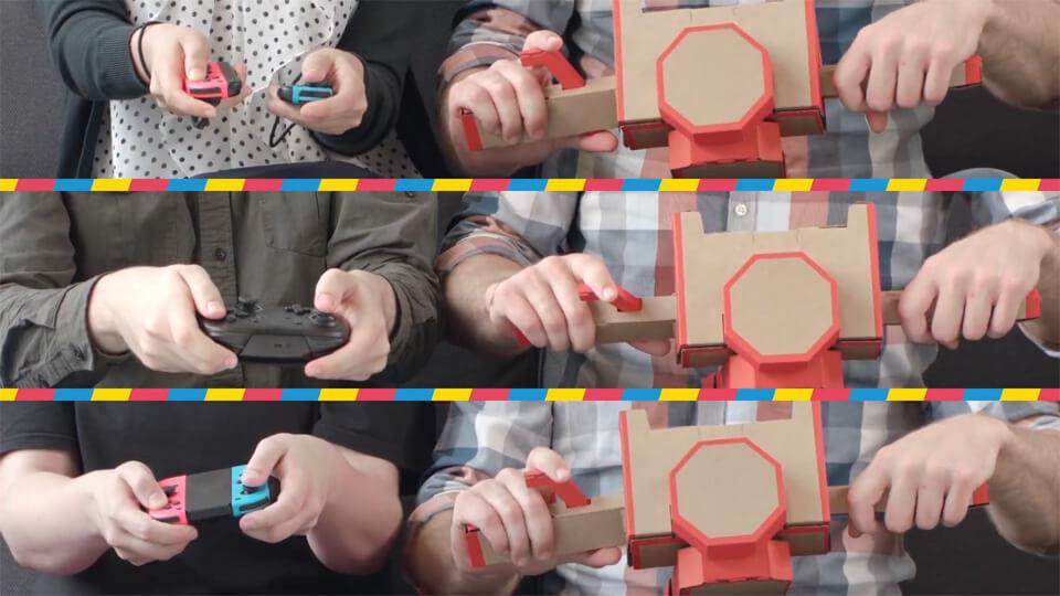 Mario Kart 8 Deluxe is now compatible with Nintendo Labo - Screenshot 3