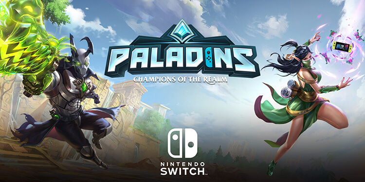 Paladins is heading to Switch on June 12th 3