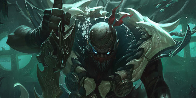 League of Legends: Pyke Champion Spotlight 3