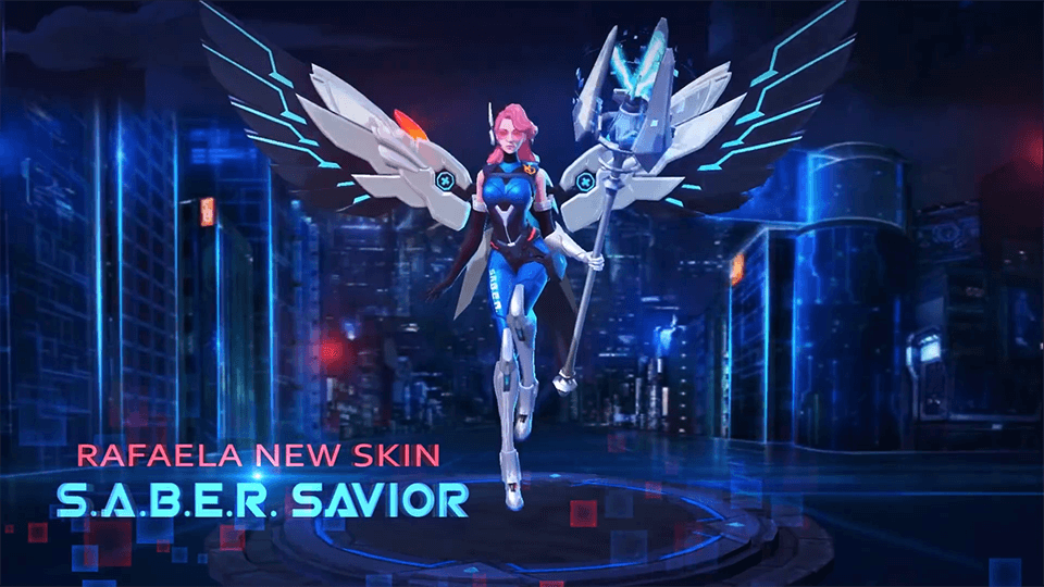 Rafaela S.A.B.E.R. Savior - Screenshot 1