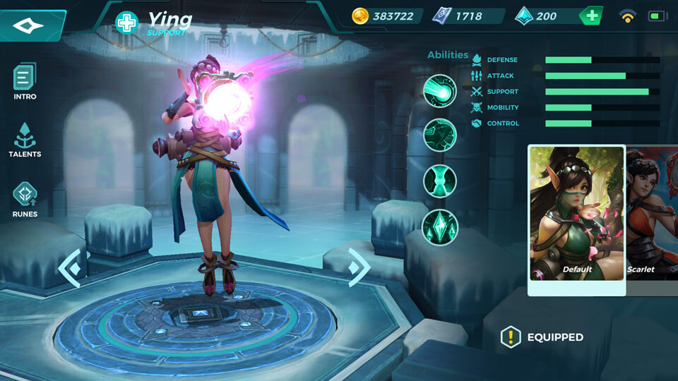 Ying Paladins Strike