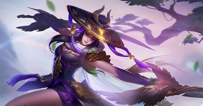 Mobile Legends revealed new Epic skin Fanny Skylark 5