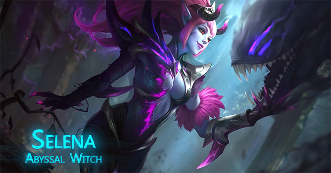 Mobile Legends: Selena Hero Spotlight 3