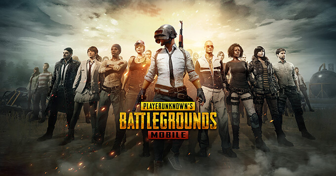 PUBG Mobile 0.8.0 Dev Talk 4
