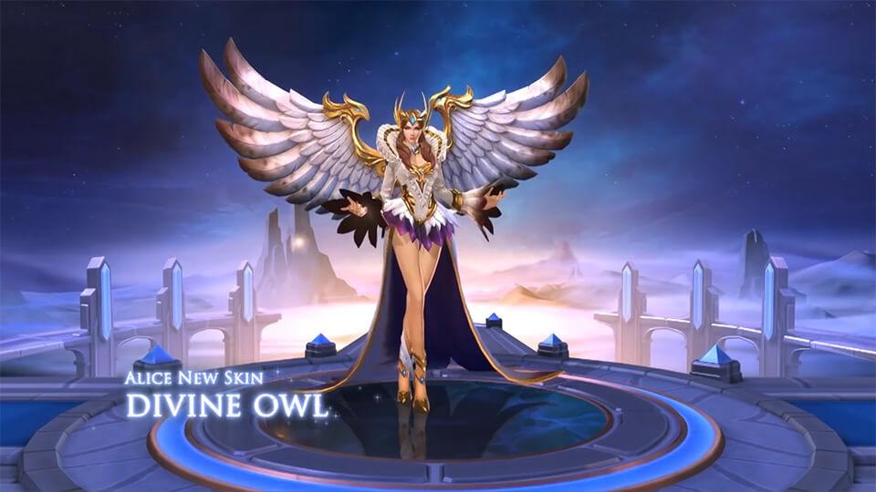 Divine Owl Mobile Legends: Bang Bang - Screenshot 1