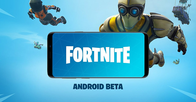 Fortnite on Android launch technical blog 2