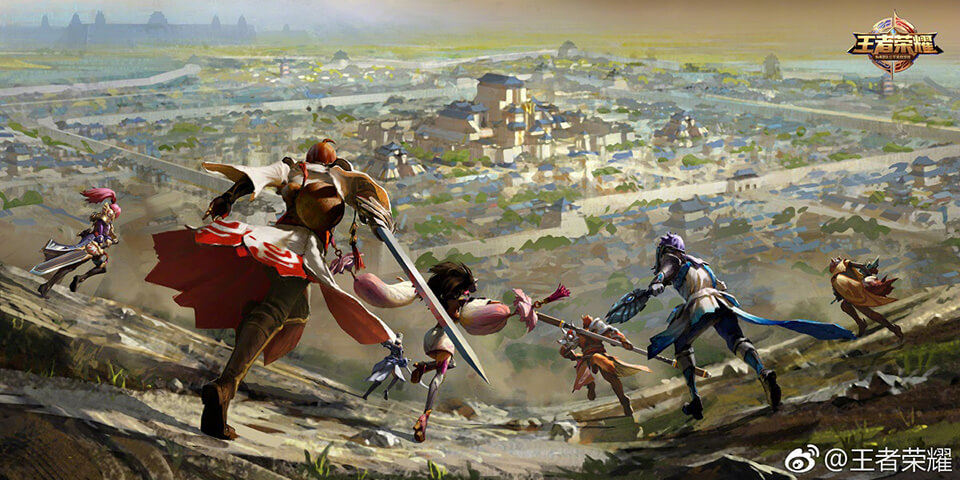 Honor of Kings Adds Battle Royale Mode