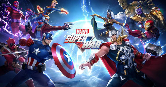 MARVEL Super War from NetEase and Marvel Games opens its Closed Beta Test today