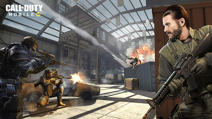 Call of Duty: Mobile launches on October 1
