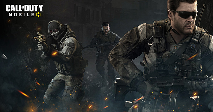 Call of Duty: Mobile launches on October 1 1