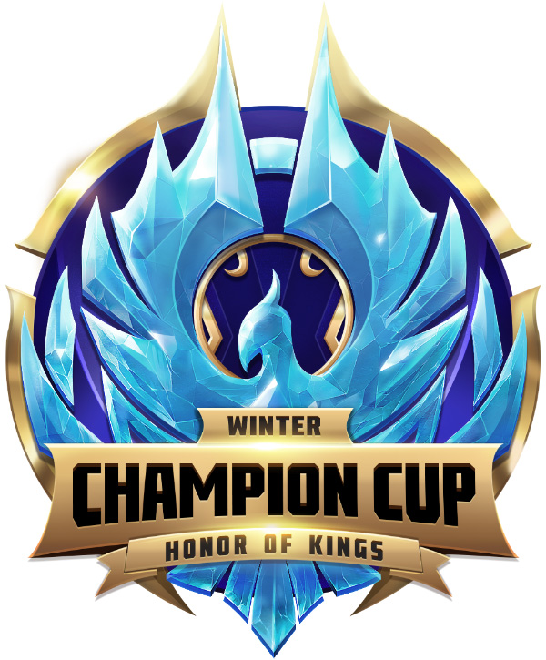 2019 Honor of Kings Winter Champion Cup Logo