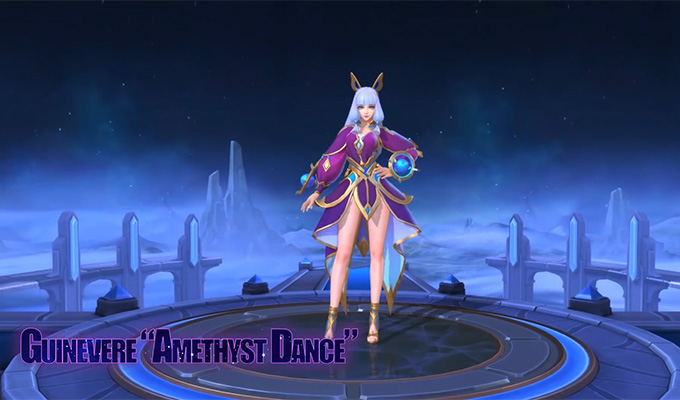 Guinevere Amethyst Dance Overview