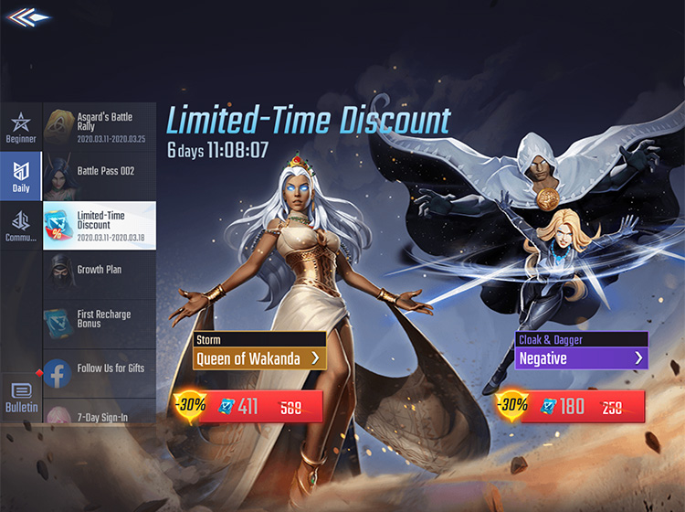 LIMITED-TIME DISCOUNT EVENT