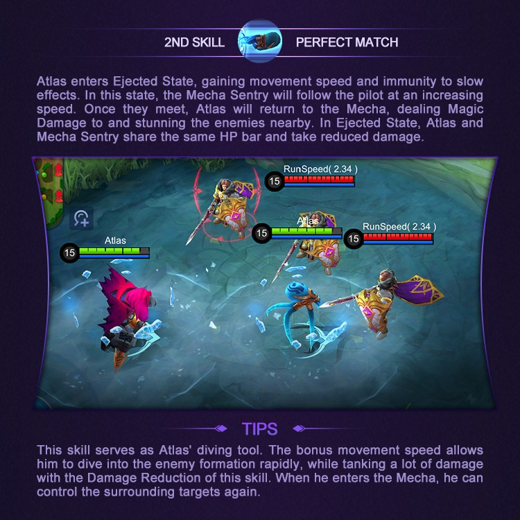 Tips and Tricks - 2nd Skill