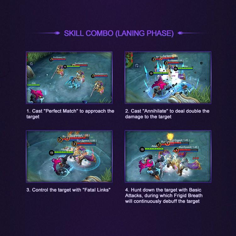 Skill Combo Laning Phase