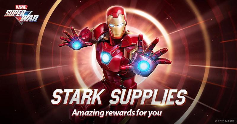 Stark Supplies Event