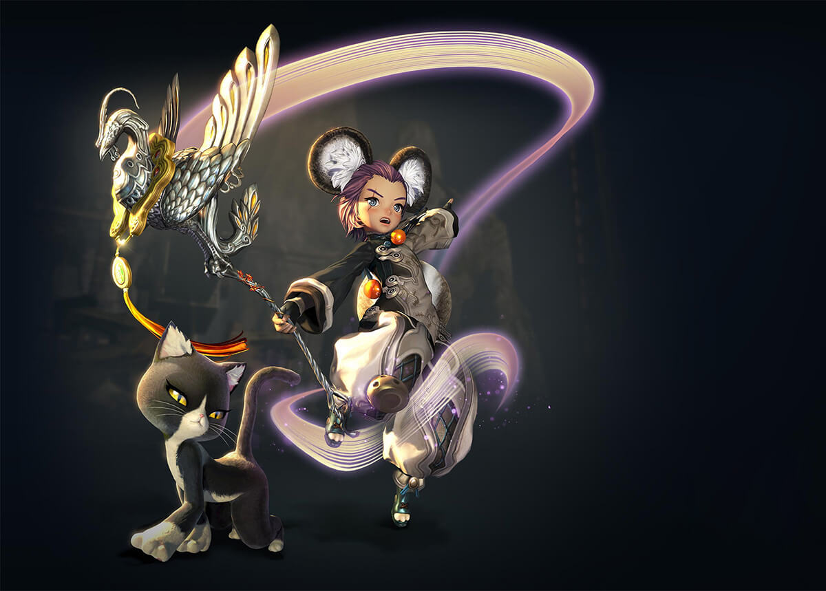Check your character's current rank by looking at the Blade & Soul Revolution Rankings chart!
