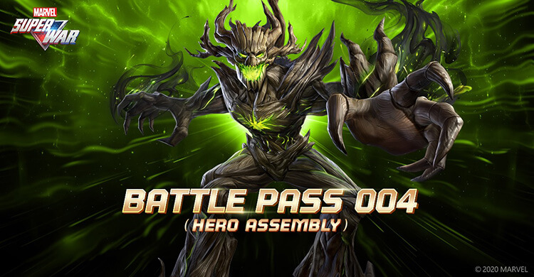 MARVEL Super War Battle Pass 004