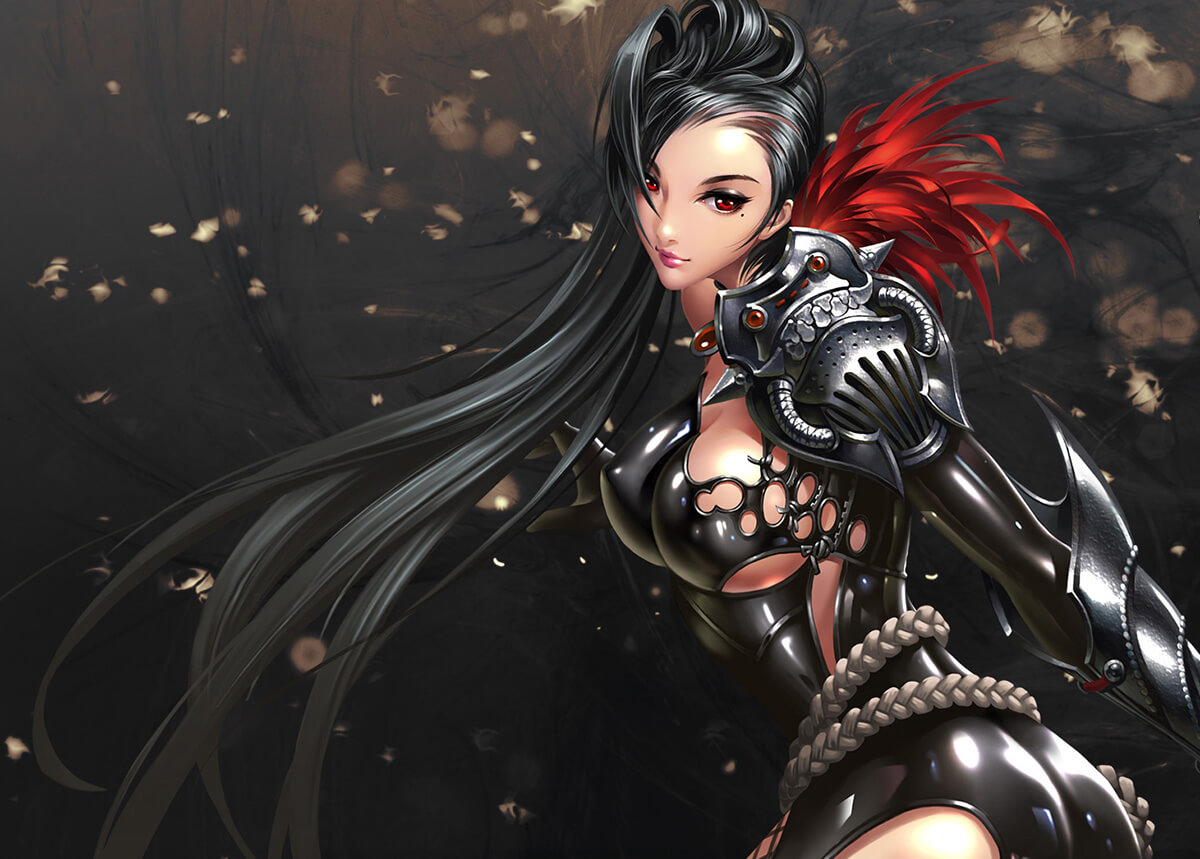 Blade & Soul Revolution: Options