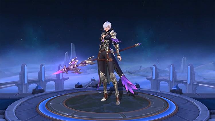 Mobile Legends: Bang Bang announced Silvanna new skin Midnight Justice Screenshot 01