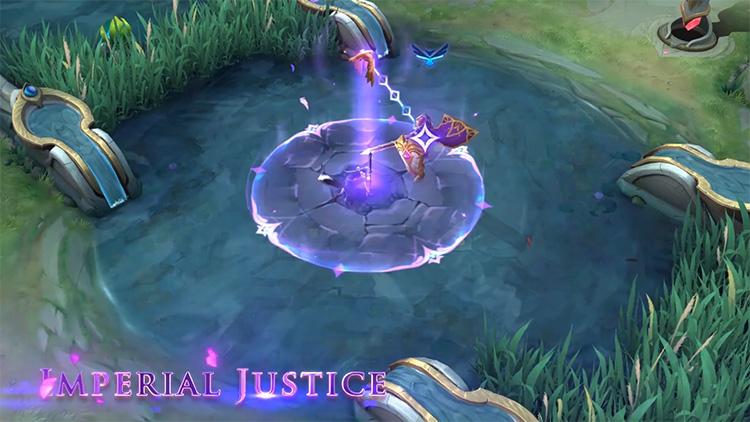 Mobile Legends: Bang Bang announced Silvanna new skin Midnight Justice Screenshot 07