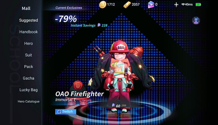 OAO Firefighter