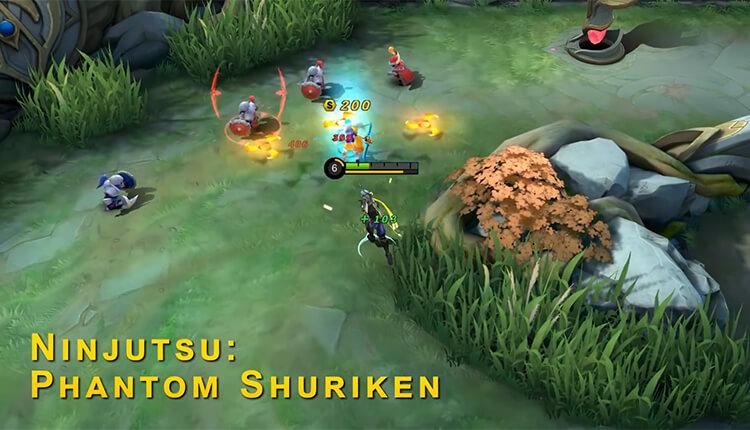 Hayabusa Biological Weapon Screenshot 05