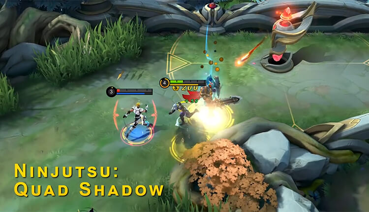 Hayabusa Biological Weapon Screenshot 06