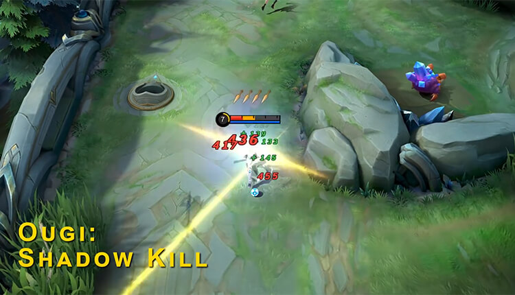Hayabusa Biological Weapon Screenshot 08