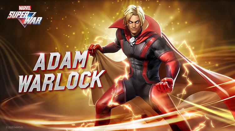 New Hero Adam Warlock