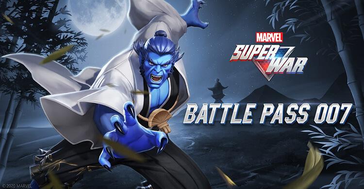 S.H.I.E.L.D. has announced Battle Pass 007!