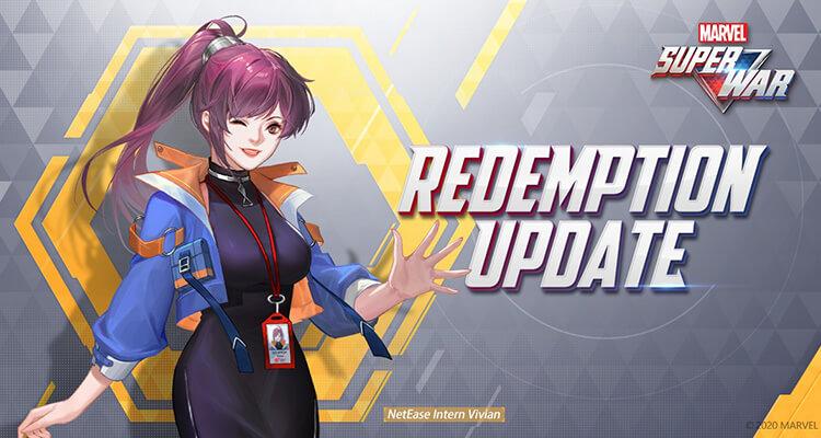 Redemption Update