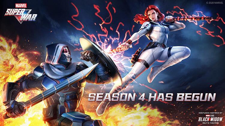 Season 4 will begin after maintenance on October 10, 2020 (GMT+8)