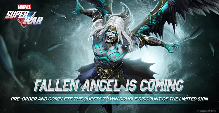 Fallen Angel Is Coming