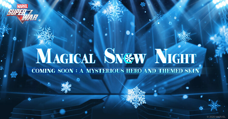 Magical Snow Night