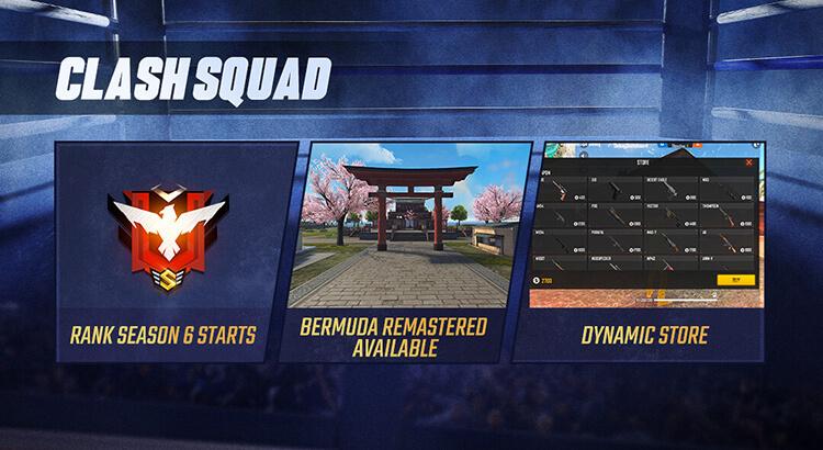 Clash Squad