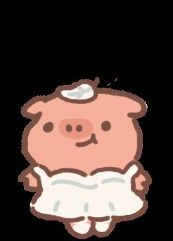 Ballet Piggy