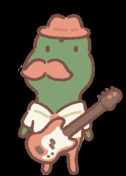 Bassist Toad